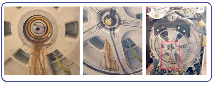 Почему стучит при отжиме стиральная машина 29