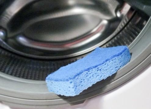 Убрать запах в стиральной машине