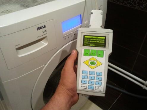 Диагностика модуля стиральной машины