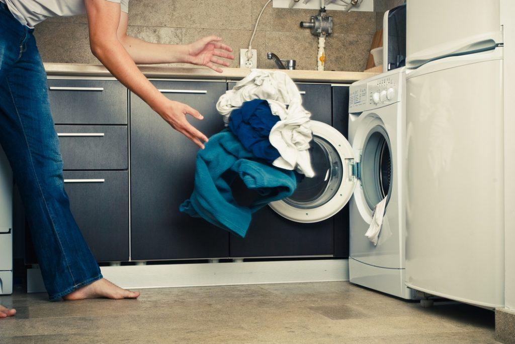 Стиральная машина не полоскает белье