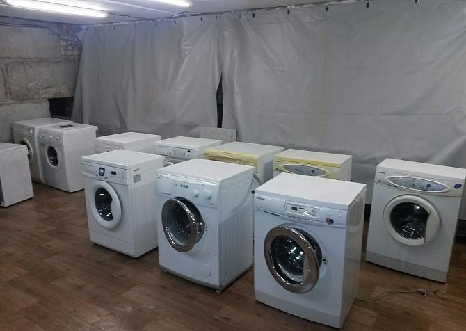 Рабочие стиральные машины бу